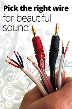 Speaker wire guide: How to choose the right gauge, length, and type