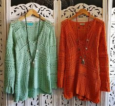 Crochet Cardigan, Give It To Me, Tunic Tops, Knitting, Instagram, Sweaters, Hand Stitching, Women, Inspiration