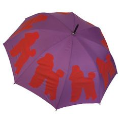 Poodle Umbrella, now featured on Fab.