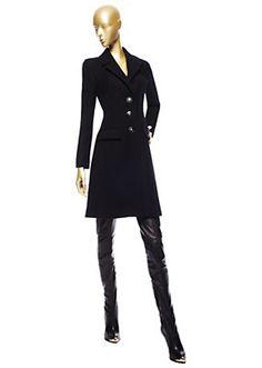 Versace - Tailored Coat