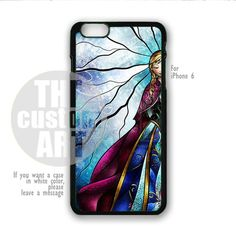 Disney Anna Princess Frozen - For iPhone 6 - NOTE for iPhone 6 Plus | TheCustomArt - Accessories on ArtFire