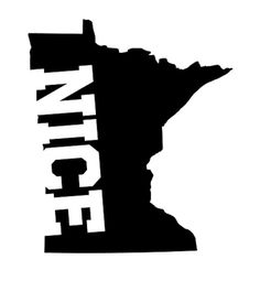 North Dakota Home Decal North Dakota Decal Homestate Decals - Custom vinyl decals minnesota