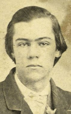 William Clark Quantrill Quantrill's Raiders Great biographical info on this group and Jesse James, etc...