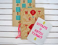 """Check out new work on my @Behance portfolio: """"Hotel Termit"""" http://be.net/gallery/60388367/Hotel-Termit"""