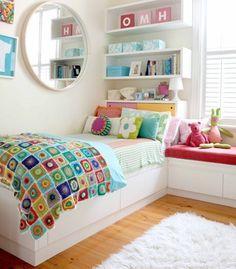 Me encanta este cuarto para una niña