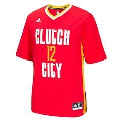 NBA Houston Rockets Dwight Howard 12 Mens Replica Jersey XLarge Red 3ND      Find cf609ec34