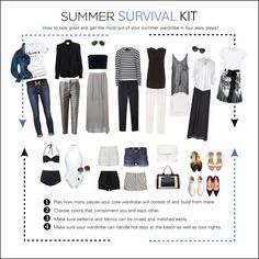 """Endless Summer"" by lolakap on Polyvore"