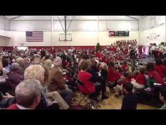 """12 Days of Christmas"" Parent participation. Video clip www.cphmusic.net"
