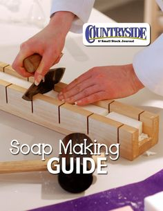 The Soap Making Resource: How to Make Bar Soap, How to Make Dish Soap, and Soap Making Without Lye