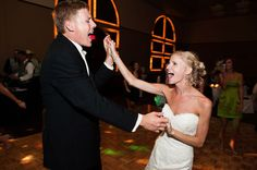 Last Songs for Wedding Receptions!  Never really thought about the last song, but they have some good suggestions.