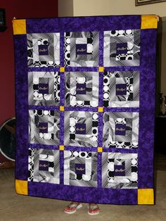 Crown Royal lap quilt by MotherHubbardcrafts on Etsy