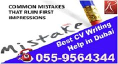 Resume.ae: 5 Common Mistakes That Jobseekers Do While Draftin...