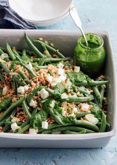 Green Bean Farro Sal
