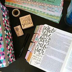 Bible Journaling 1 John 4, 2 Peter, My Journal, Bible, Notes, Lettering, Journaling, Christ, Image