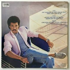 Can' t slow down von Lionel Richie, LP Gatefold bei hossana Lionel Richie Albums, J Pop, Free Jazz, Cool Jazz, Stoner Rock, Easy Listening, Pop Rocks, Visual Kei, Carnival