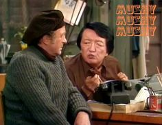 Barney Miller - Jack Soo Barney Miller, Great Tv Shows, Best Tv, All About Time, Tv Series, Lol, Music, Funny, Youtube