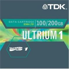 LTOI Ultrium Tape Cartridge, Up to 200GB by TDK. $39.95. LTO Ultrium Tape Cartridge. Single reel tape cartridge with new open format is ideal for high-capacity backup, restoration and archival needs. Scalability to accommodate a wide range of system platformsLTO Ultrium IUp to 200GB