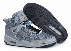 the best attitude e69a9 47236 Air Jordan 3.5 Spizike Grey Offres Spéciales, Price   71.00 - Adidas Shoes,Adidas  Nmd,Superstar,Originals. Buy JordansCheap ...