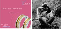 Enero... El Arte de Ammar ♥♥♥ Argollas de Matrimonio Platino & Diamante / Churumbelas... #yonovia #joyería #amor #compromiso