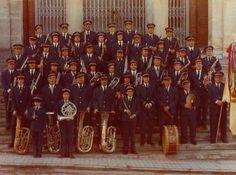 La Nova del Iris. Actualment Societat Musical Nova d' Alcoi. Any 1975. Director: Jose Almeria Molina.