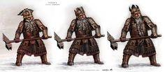 dwarven king armor