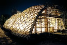 Building the Downland Gridshell