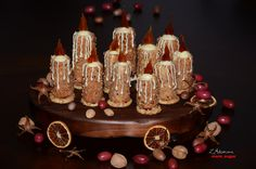 https://flic.kr/p/APhnja | sweet candles with pastry cream