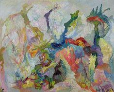 Vor heiteren Turbulenzen - Bernard Schultze