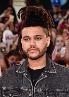 The Weeknd at the Much Music Video Awards || June 21, 2015
