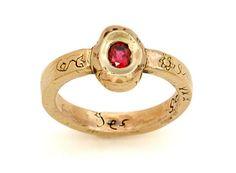 Soul Fire | Jes MaHarry Jewelry