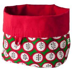 "SNÖFINT Bread basket - IKEA, 6 3/4"" diameter, 9 1/2"" tall"