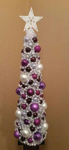 Anna Inspirado Árbol de Navidad de la pieza central
