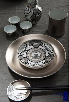 Japanese Arita porcelain