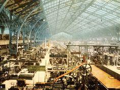 Galerie des Machines, Paris 1889