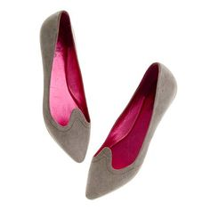 belle by sigerson morrison® suede flats