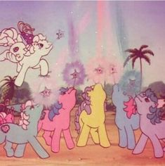 pony, grunge, and my little pony afbeelding Photo Wall Collage, Picture Wall, Collage Art, My Little Pony, Vintage Cartoons, 90s Cartoons, Pics Art, Retro Aesthetic, Aesthetic Dark