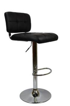 Buy Castro Bar Stool Black from our Bar Tables & Stools range - Tesco.com