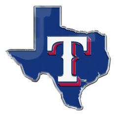 Texas Rangers Logo, Logo Shapes, Nfl Green Bay, Kansas City Chiefs, New York Yankees, Emboss, Chevrolet Logo, Vibrant Colors, Truck Accessories