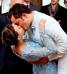 There is no other love story that compares to chuck and Blair's