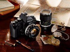 Nikon Df - en ljuskänslig retrokamera - Fotosidan