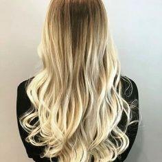 Forskjellen fra foliestriper og hvordan Balayage teknikken utføres Long Hair Styles, Studio, Classic, Beauty, Derby, Long Hairstyle, Studios, Long Haircuts, Classic Books