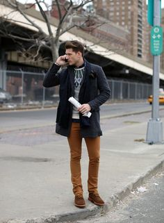 Men's Street Style Outfits For Cool Guys (5)