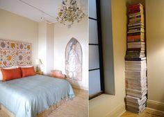 boho chic bedroom decor | boho bedroom idea