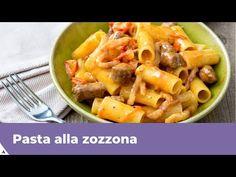 Gnocchi, Rigatoni, Main Meals, Fruit Salad, Biscotti, Pasta Salad, Italian Recipes, Food Videos, Macaroni And Cheese