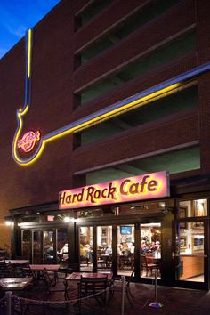 Hard Rock Cafe Boston - - great lunch date with Kayla 2012.