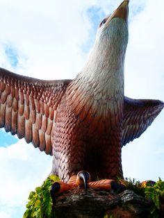 Eagle Square, Langkawi, Malaysia