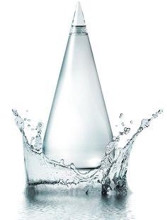 Water bottle design on Behance