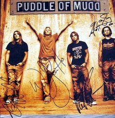 puddle of mudd - Seen them HOB in Chicago they were awesome!!