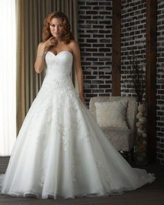 Cool New A-Line White/Ivory Wedding Dress Organza Bridal Gown Stock Size US 2-20FJ 2017-2018 Check more at http://dressesshop.top/product/new-a-line-whiteivory-wedding-dress-organza-bridal-gown-stock-size-us-2-20fj-2017-2018/