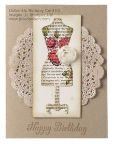 Julies Stamping Spot -- Stampin Up! Project Ideas Posted Daily